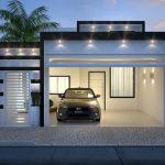 decoracion de exteriores de casas fachadas