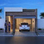 decoracion de exteriores de casas fachadas (2)