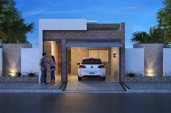Decoracion de exteriores de casas fachadas 2 - Decoracion de exteriores de casas ...