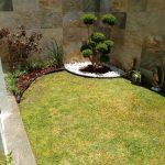 decoracion de exteriores de jardin