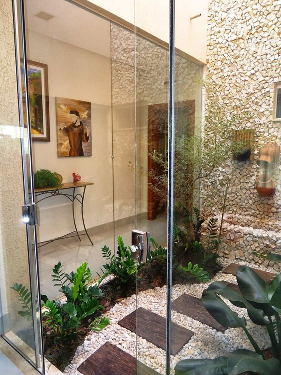 Tendencia en decoraci n de exteriores 2019 2020 de 100 for Decoracion de jardines interiores pequenos