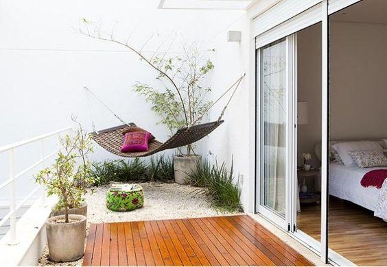 decoracion de exteriores patios pequenos 3 Decoracion de