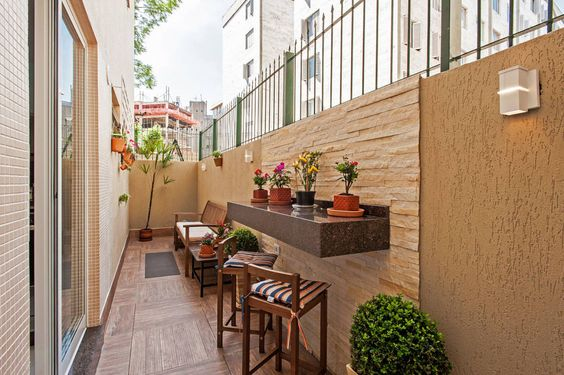 Tendencia en decoraci n de exteriores 2019 2020 de 100 fotos e ideas - Decoracion de patios pequenos exteriores ...