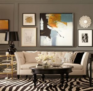 decoracion de salas modernas pequeñas 2019