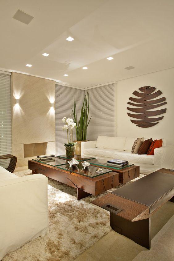 Salas modernas que querr s tener tendencias 2019 for Decoraciones de sala modernas para apartamentos