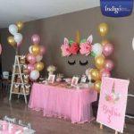 decoracion de unicornios con globos (3)