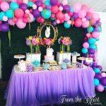 decoracion de unicornios con globos (4)