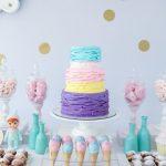 decoracion de unicornios para mesa de dulces (3)
