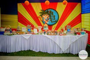 decoracion mesa principal goku (4)