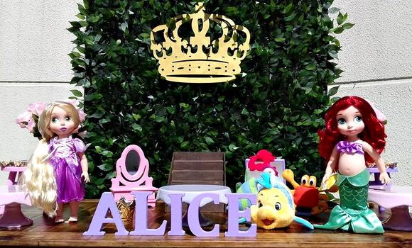 decoracion para fiesta de princesa baby (2)