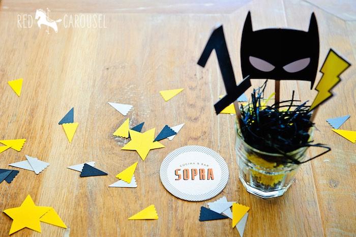 detalles para una mesa de dulces con tema de batman (16)