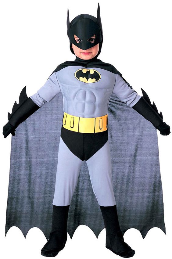 disfraz para nino de batman (3)
