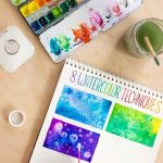 diy ideas para pintar con acuarela (2)