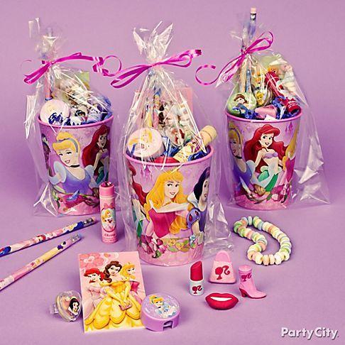 dulceros economicos para fiesta de nina tema princesas disney