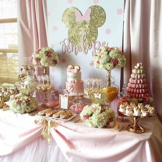 fiesta de minnie mouse rosa (2)