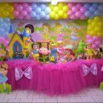 fiesta infantil princesas baby