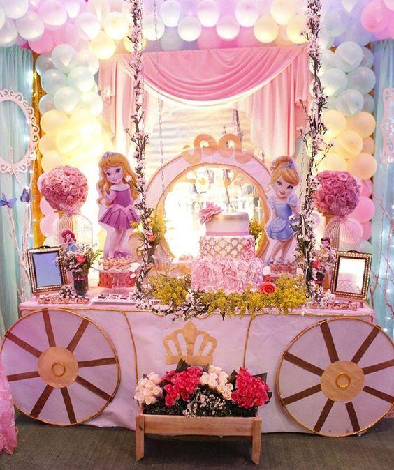 fiesta infantil princesas baby (2)