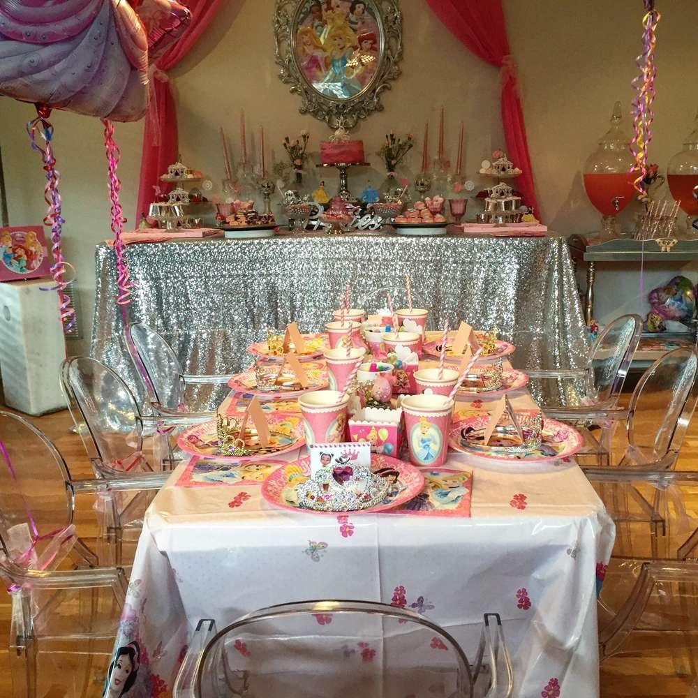 fiestas infantiles de princesas (2)