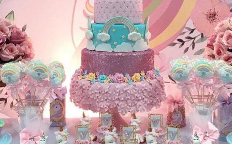 Fiestas infantiles de unicornios