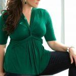 ideas de outfits para mujeres llenitas de 40 anos (3)