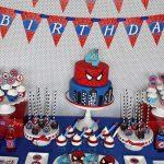 ideas para decorar cumpleanos de spiderman