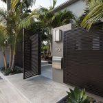 ideas para decorar el jardin del frente de una casa (2)