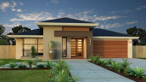 ideas para decorar el jardin del frente de una casa (3)