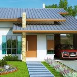 ideas para decorar el jardin del frente de una casa (4)