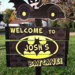 ideas para decorar fiesta infantil de batman (4)