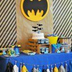 ideas para fiesta de batman