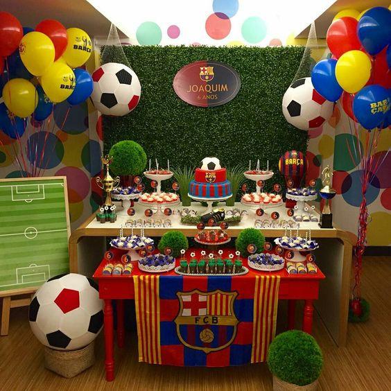 Ideas para fiestas infantiles de ninos 2018 2 - Ideas para fiestas infantiles en casa ...