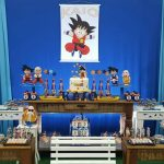 ideas para una fiesta de dragon ball z
