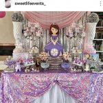 ideas para una fiesta de princesa sofia