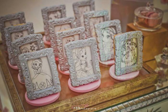 ideas para una fiesta de princesas disney (2)