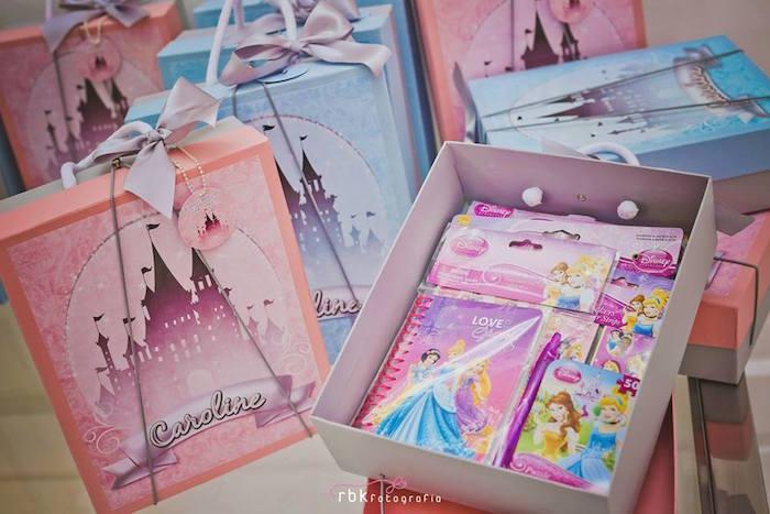 ideas para una fiesta de princesas disney