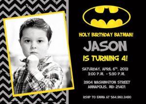 invitaciones economicas de batman (3)
