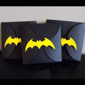 invitaciones para fiesta de batman