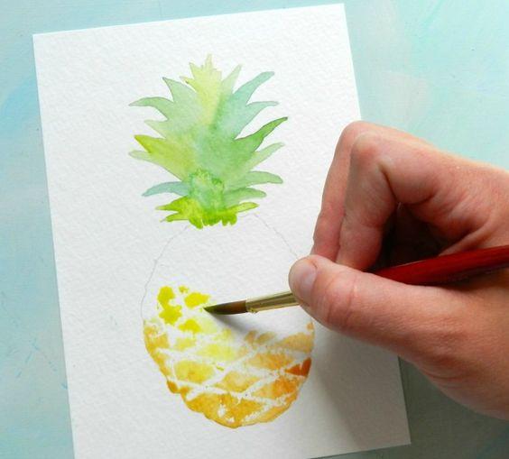 los mejores diy para pintar con acuarelas (10)