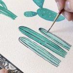 los mejores diy para pintar con acuarelas (6)