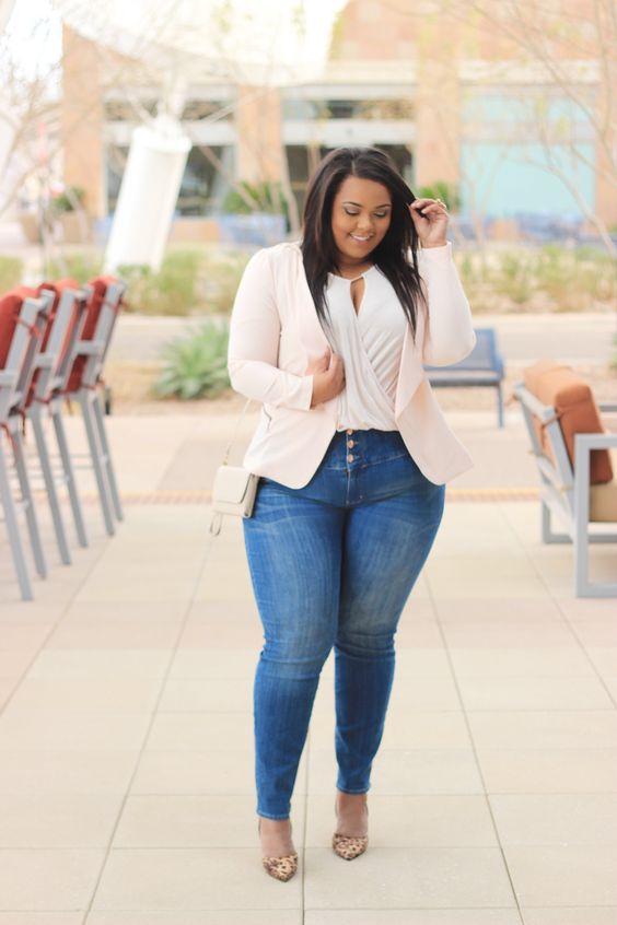 a9283e804 Moda para Mujeres de 40 2019 - 2020 con outfit