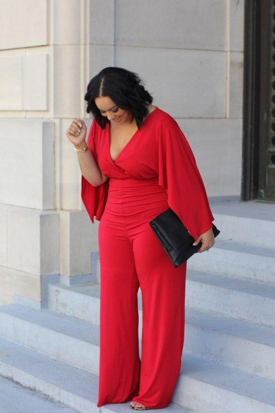 Moda para mujeres de 40 años gorditas