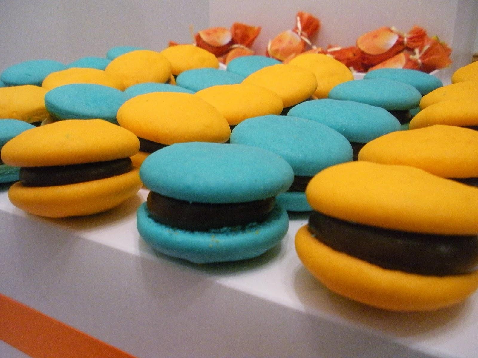 postres y bocadillos para una mesa de dulces para fiesta de goku (6)