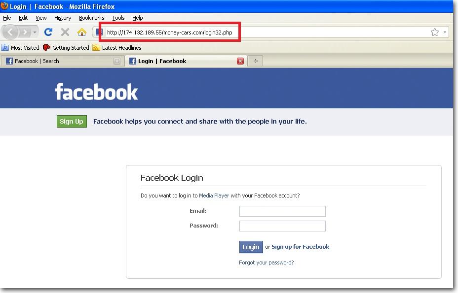 3 formas de robar contrasena de facebook 2
