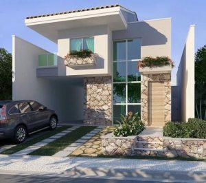 Fachadas de Casas modernas (11)