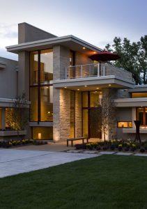 Fachadas de Casas modernas (15)