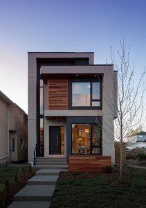 Fachadas de Casas modernas (18)