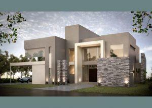 Fachadas de Casas modernas (3)