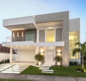 Fachadas de Casas modernas (9)