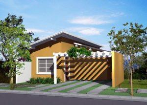 Fachadas de Casas modernas minimalistas (1)