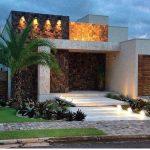 Fachadas de Casas modernas minimalistas (2)